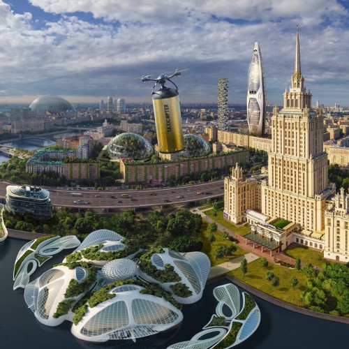 Moscow 2050
